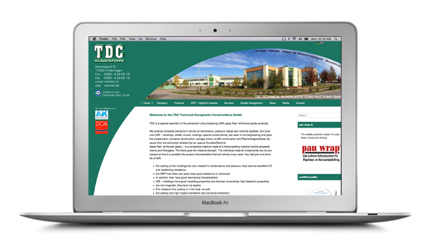 News – Webdesign TDC GmbH