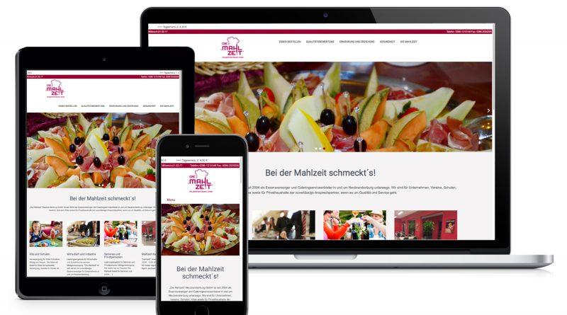 """News – Webseite der """"Mahlzeit"""" ist online"""
