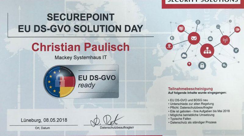 DSGVO und Datenschutzbeauftragter